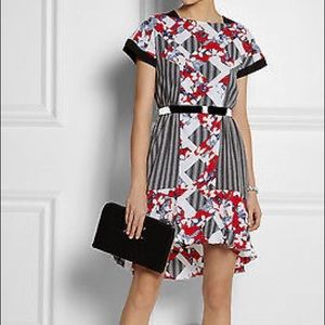 Peter Pilotto for Target Mixed Print Dress
